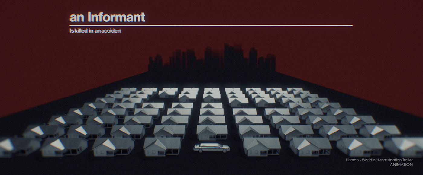 Hitman World of Assassination Trailer