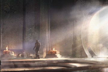 Destiny Rise of Iron Concept Art