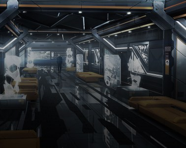 Deus Ex Mankind Divided Concept Art