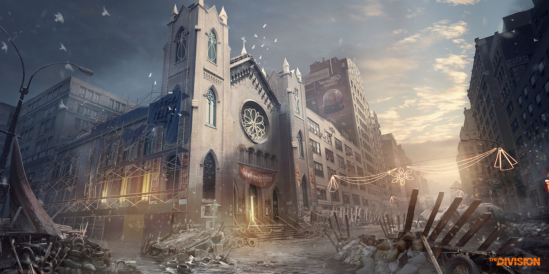 The Division Concept Art