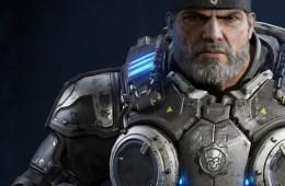 Gears of War 4 Character Art