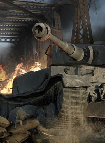 World of Tanks Art by Andrey Sarafanov