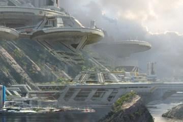 Titanfall 2 Concept Art by Tu Bui