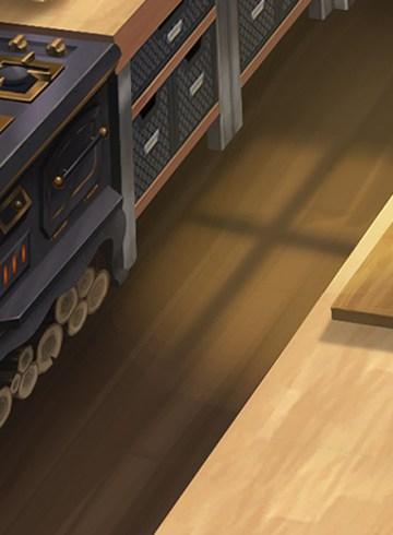 Sims 4 Concept Art by Jocelyn Liang