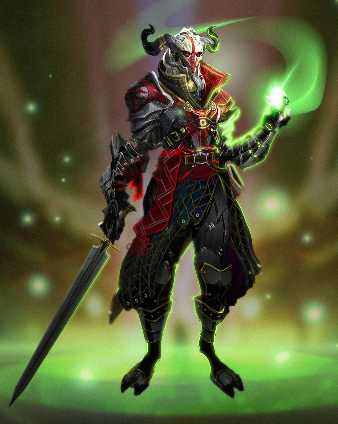 Dragon Age Inquisition Fan Art