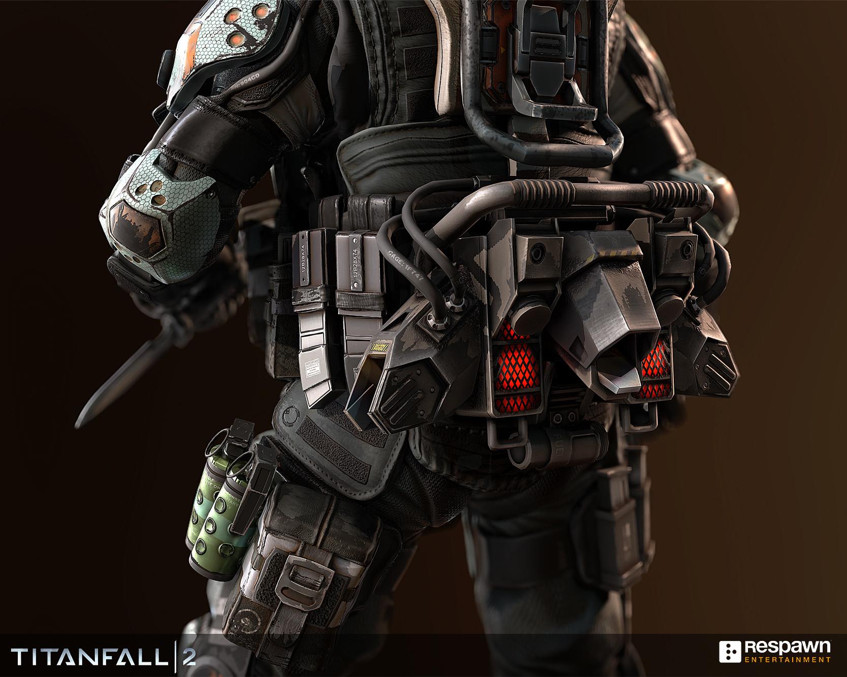 Titanfall Artwork