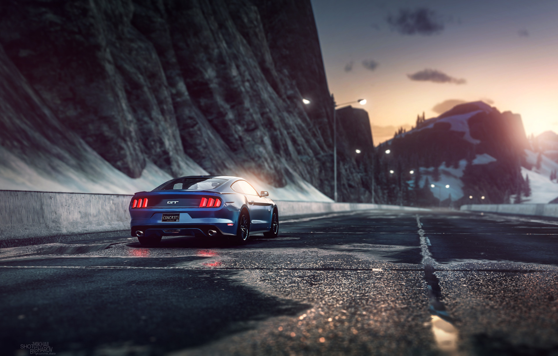 The Crew Game Photography by Mikhail Sharov