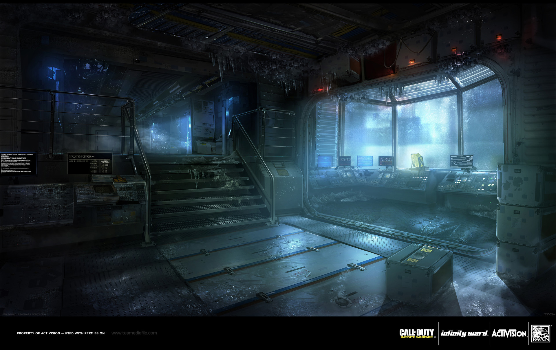 COD Infinite Warfare Concept Art