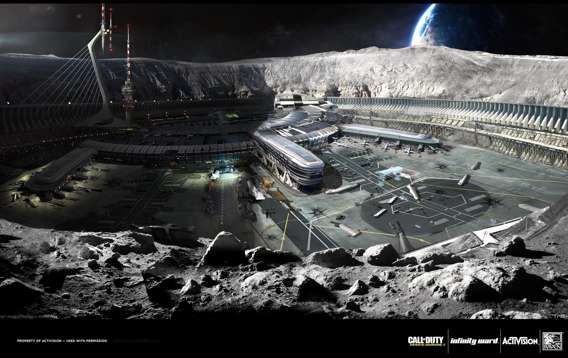 moon base call of duty - photo #9
