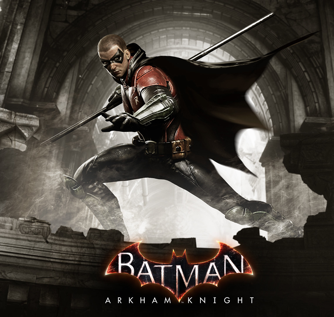 Batman Arkham Knight Concept Art