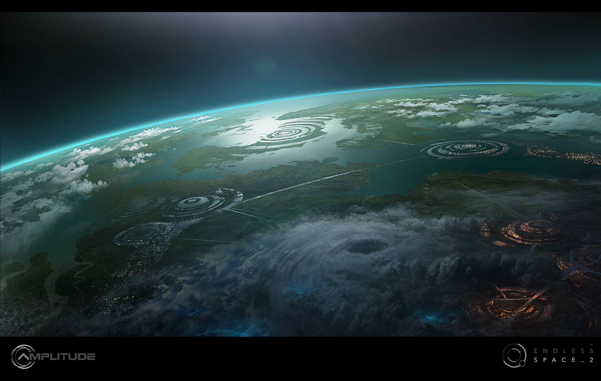Endless Space 2 Concept Art