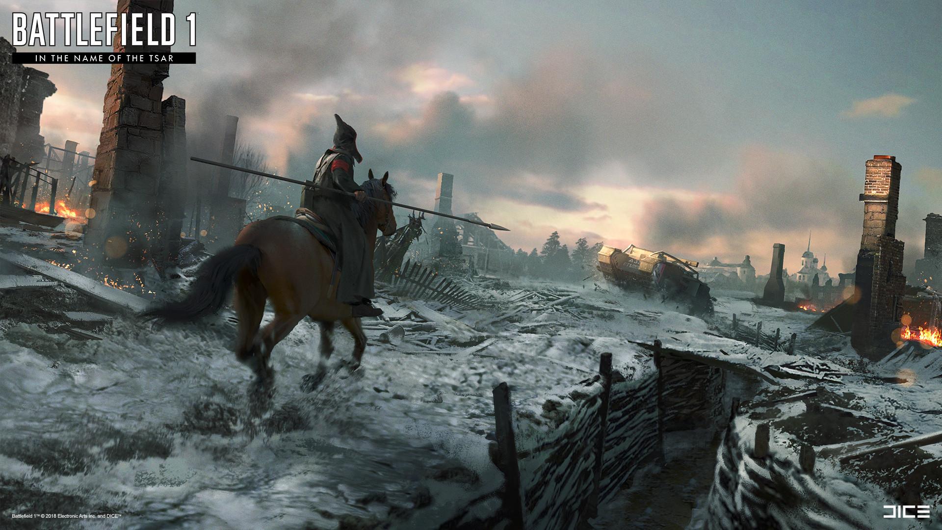 Battlefield 1 Concept Art By Eric Persson 204 Escape The Level