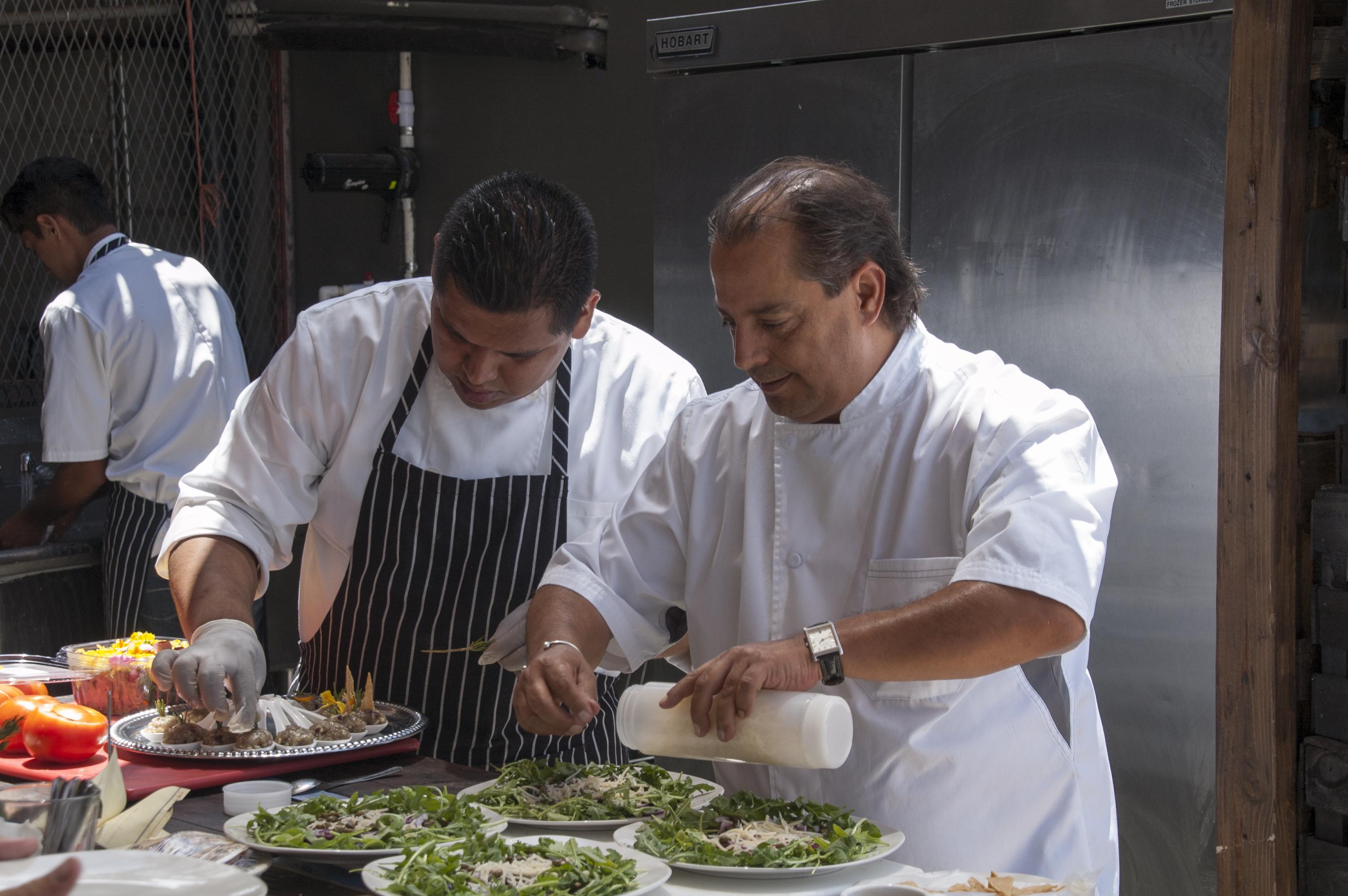 Martin San Roman announces new Valle restaurant at Dobson's 6/26