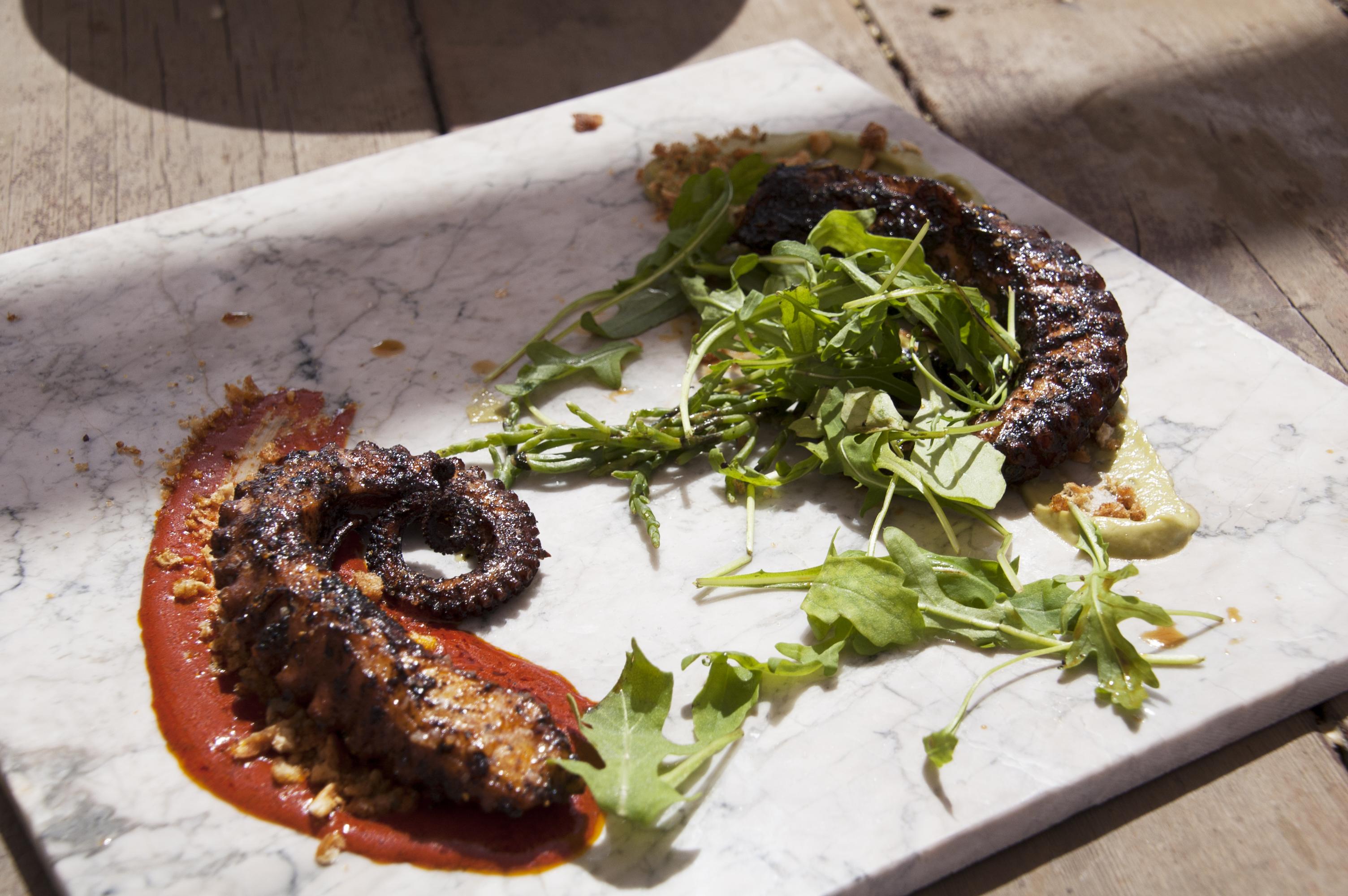 New Valle de Guadalupe Restaurants Combine Local Ingredients, Creativity, Love