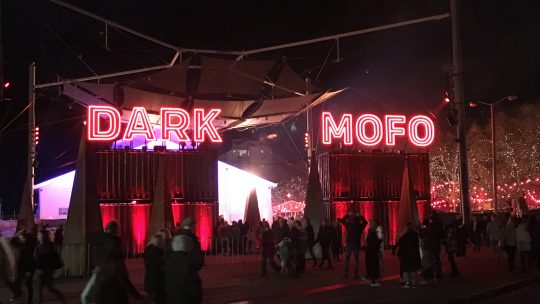 Embrace the Dark Side: Dark Mofo