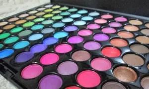 palette multicolor