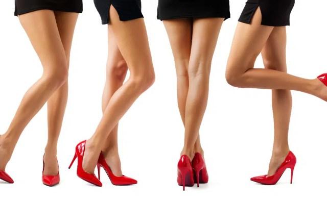 gambe perfette