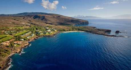 Lanai-island Hawaiian Island