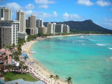 Sheraton_waikiki Hawaiian Island