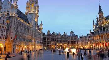 Brussels-belgium  travel