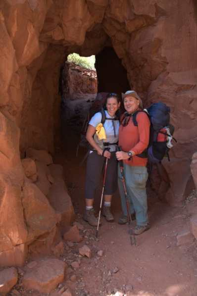 grand canyon Supai Tunnel
