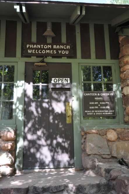 Phantom Ranch grand canyon
