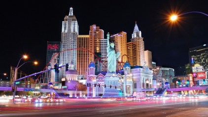 Sin City Las Vegas