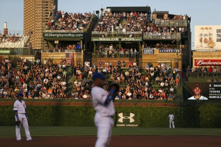 wrigley field rooftop chicago cubs