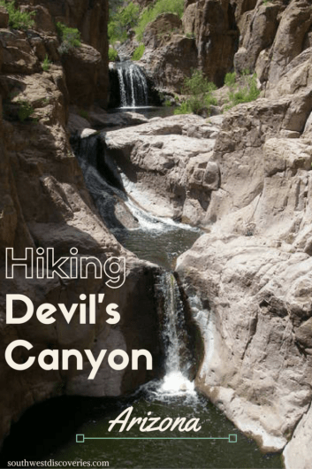 Hiking Devil's Canyon-2