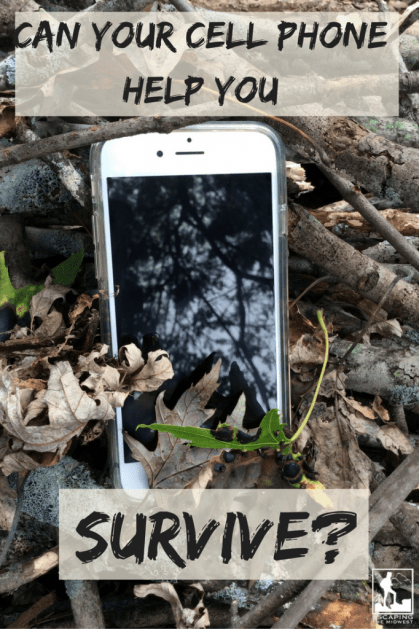 cell phone SURVIVAL