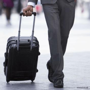 traveling husband