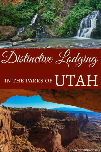 Utah lodging national parks