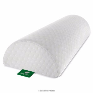 herniated disc inversion therapy pillow support