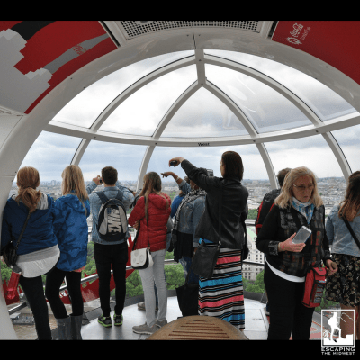 London eye London attractions things to do