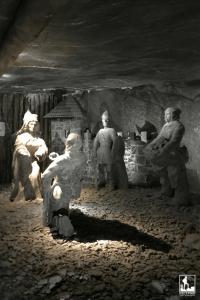 Wieliczka Salt Mine Krakow Poland