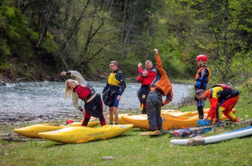 Canoe camp check it