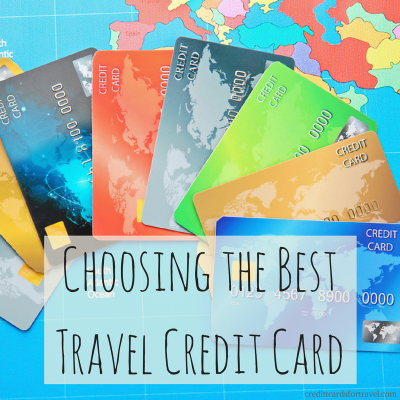 Finding the Best Credit Card for Travel - Escaping the Midwest