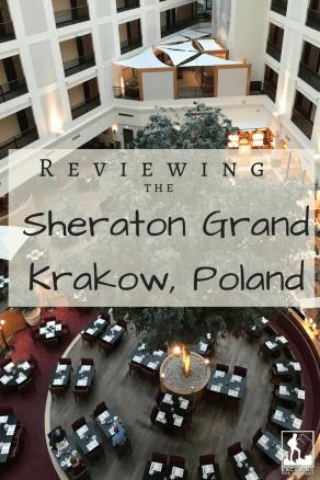 Sheraton Grand Krakow Poland