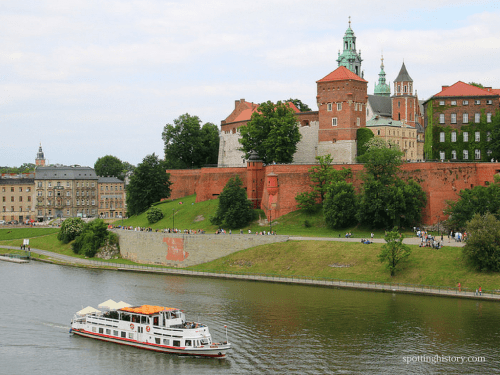 Wawel Castle and Wawel Cathedral