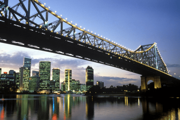 Brisbane with kids