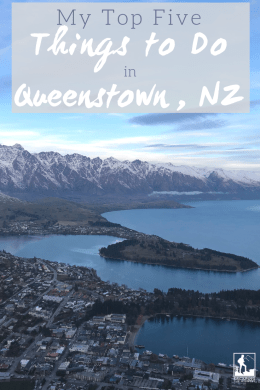 Top 5 Things to do in Queenstown New Zealand