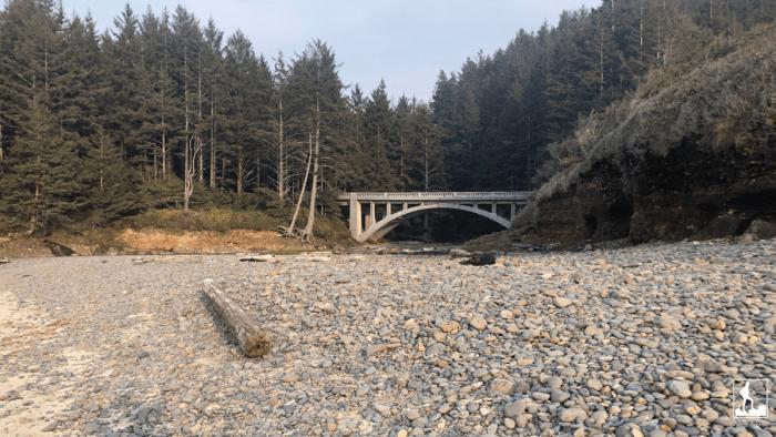 Oregon Coastline, yachats