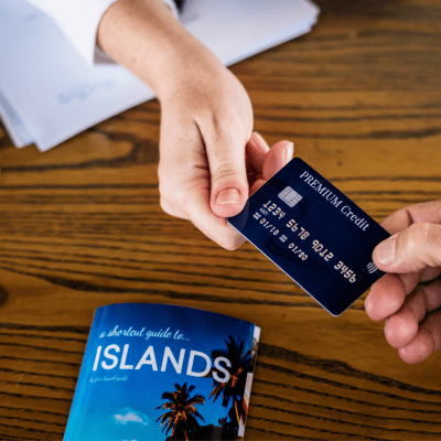 Airlines credit card