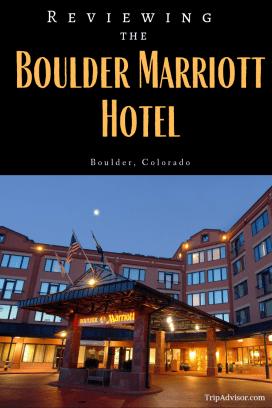 Boulder Marriott Hotel