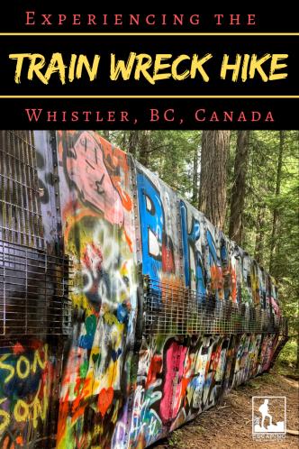 Whistler's Train Wreck Hike