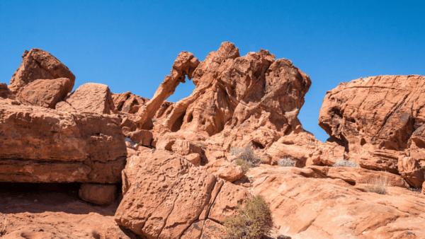 Best hiking near las Vegas