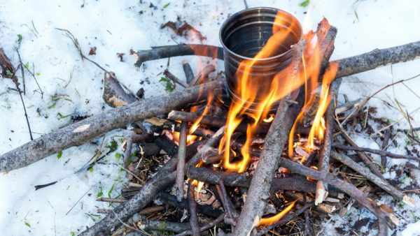 campfire water
