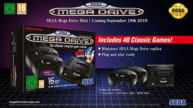 SEGA Mega Drive Mini Review