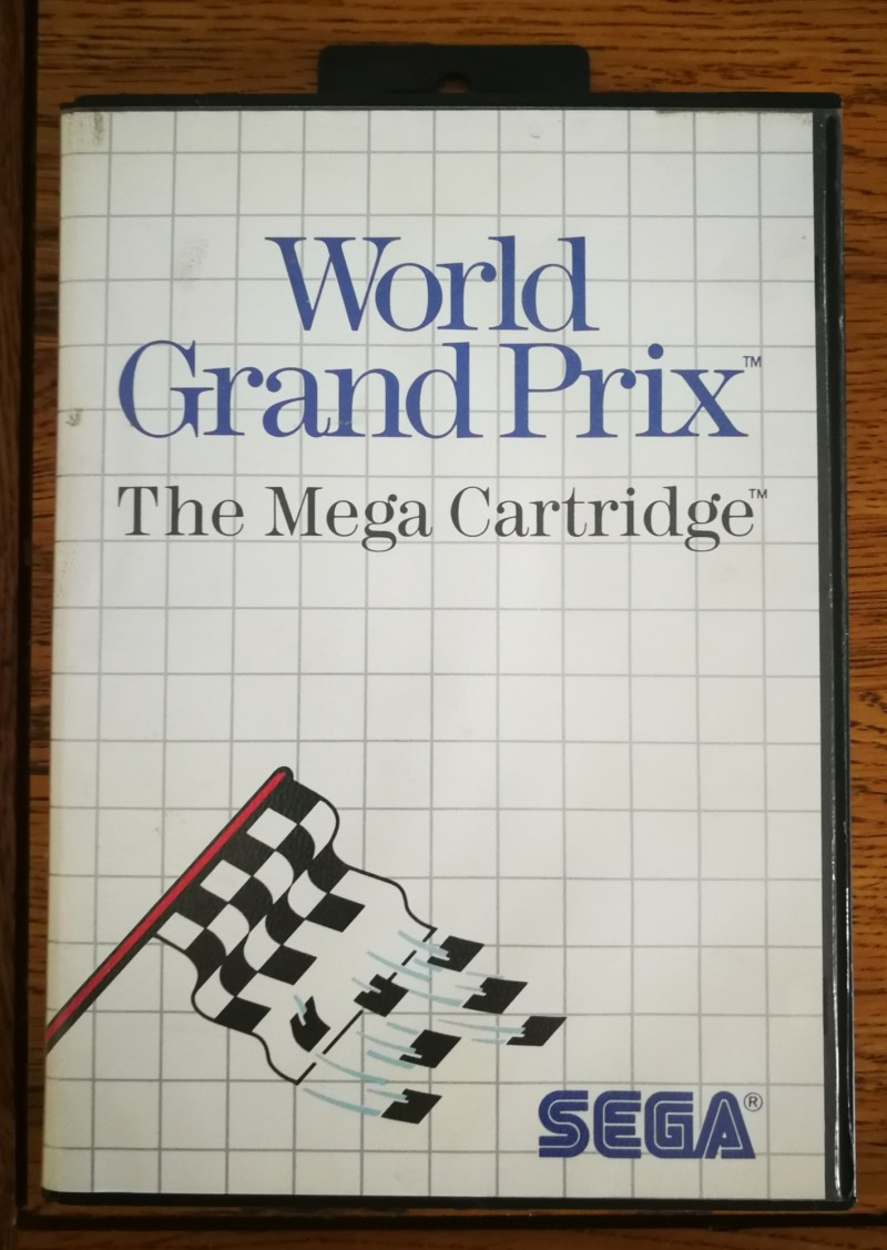 World Grand Prix (Master System)