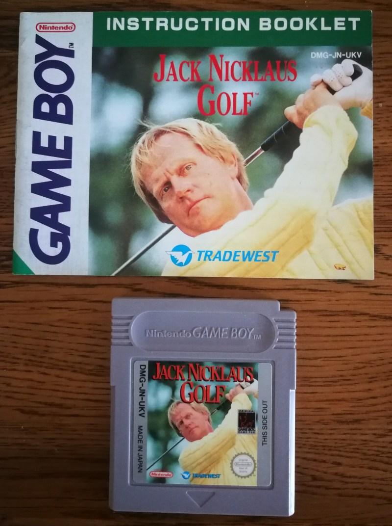 Jack Nicklaus Golf (Game Boy)